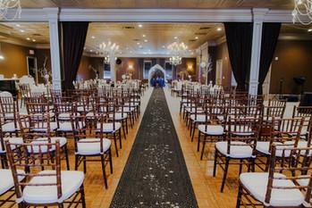 Royal Affairs Ballroom Wedding Ceremony