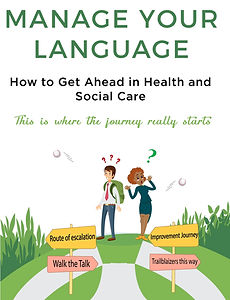How to get ahead in health and social care book