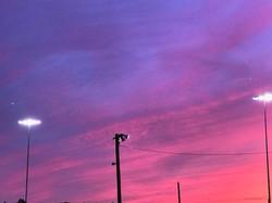 Sunset-Port