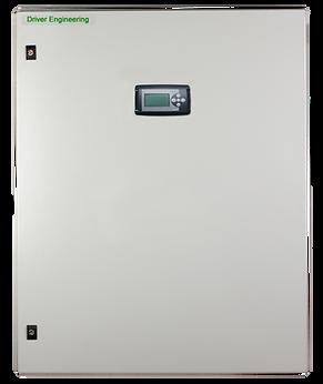 FE2AHUL Шкаф управления вентиляцией, щит управления вентиляцией, smart hvac