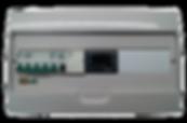 CBe-220-16PLN Шкаф управления электрическим калорифером