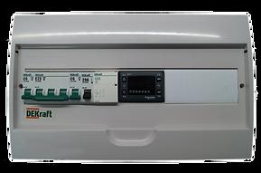 CBe-220-16PL Шкаф управления электрическим калорифером