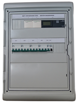 PL1AHUL Шкаф управления вентиляцией