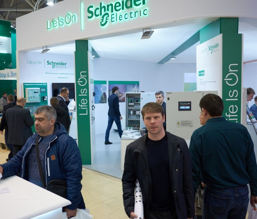 Schneider Electric Мир климата 2017