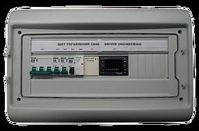 PL1AHUS Шкаф управления электрическим калорифером
