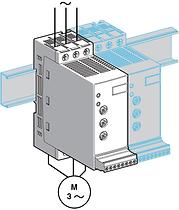 Altistart ATS01, схема