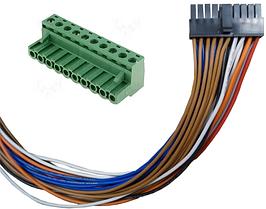 Терминальный блок с винтами TM172ASCTB28