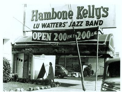 Hambone Kelly's Lu Watters Jazz Band