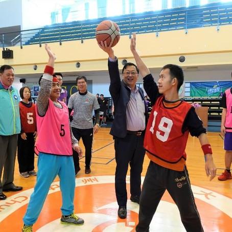 愛啟兒有個運動處方,讓心智障礙者用6年的時間學會怎麼打籃球