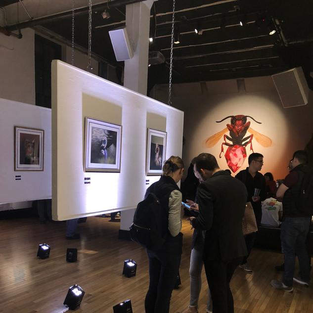 August Viella Art Exhibition - 111 Minna
