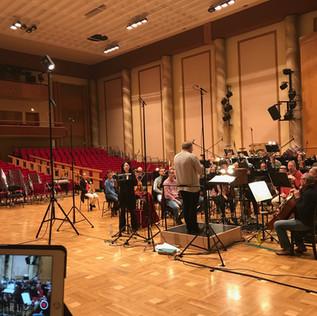 Heldin Aria Recording
