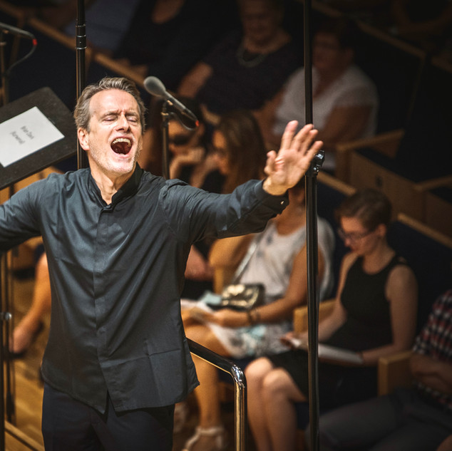 Maestro Robert Reimer, Tristan und Isolde 2019