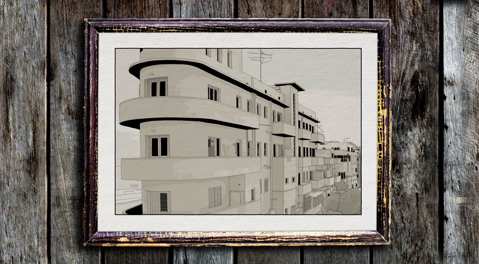 לבנדה, בית האוניה A3