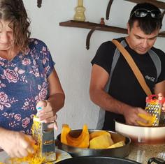בולגריה - סדנת בישול