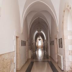 עין כרם - בית הארחה במנזר