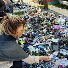 שוק הפשפשים הצועני, בולגריה