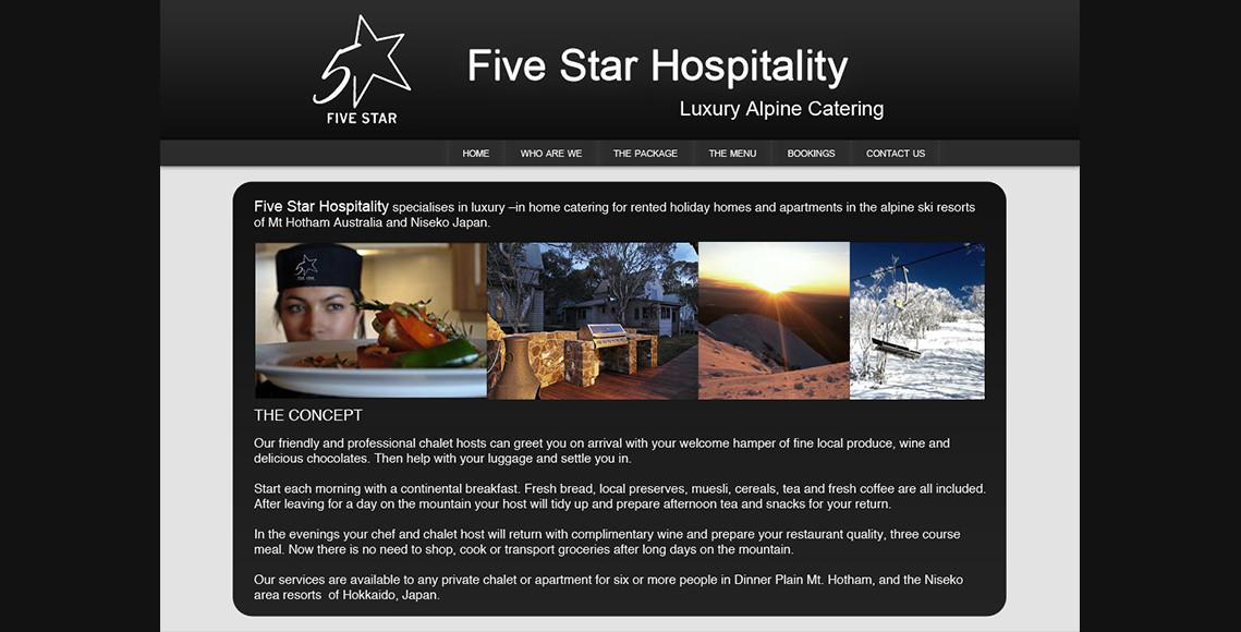 Five Star Hospitality