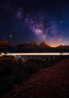 Sedona Milky Bridge