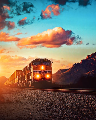 Picacho Train