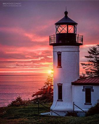 Fort Casey Lighthouse