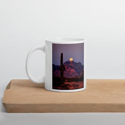 Snow Moonrise Mug