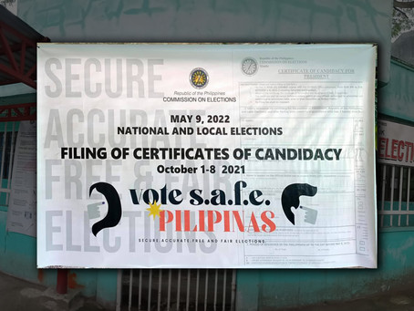 COMELEC Tabuk urges political candidates not to wait for 'last hour' to file COC