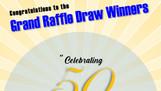 Bangko Montañosa congratulates Grand Raffle Draw winners