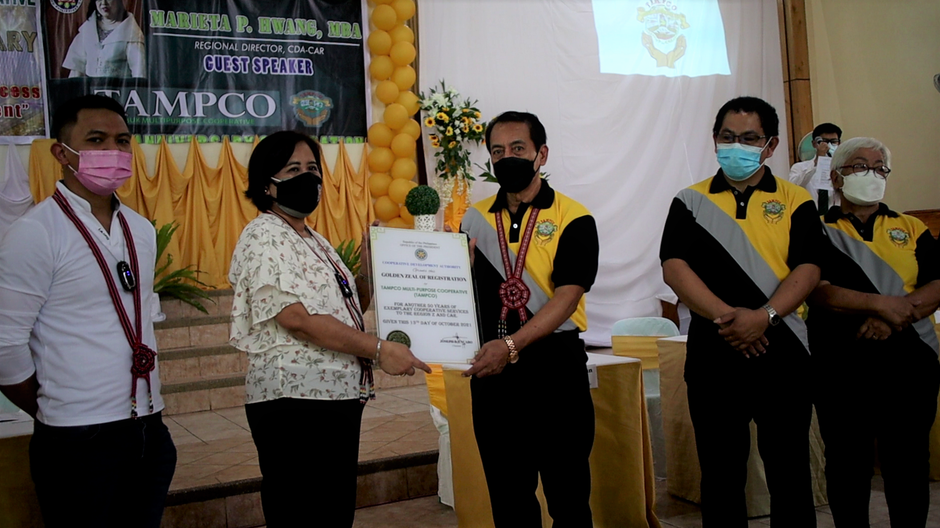 TAMPCO celebrates Golden Anniversary, renews registration for another 50 years