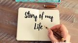 Leah's real life stories on Station 1 Radio begins next week!