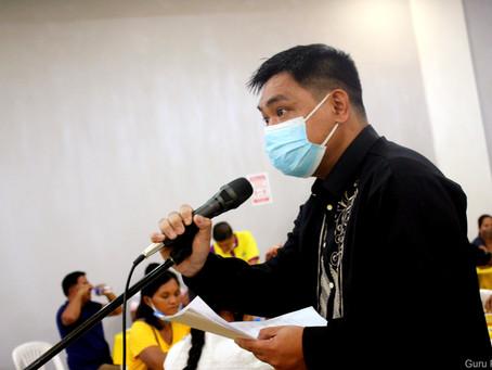 '...hindi niyo pagbabayarin ng real property tax ang XRC, oo o hindi?' - Comafay to Mayor Estrañero