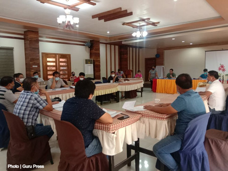 SP Tabuk holds special session for Resettlement Assistance Program of displaced citizens