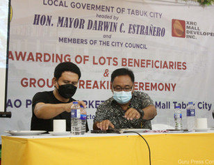 Tabuk City Administrator explains why Real Property Tax should be paid by the LGU