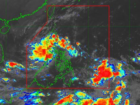 TONYO forecast to exit the Philippines Monday