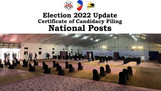 PH: List of aspirants for national posts in 2022 Elections