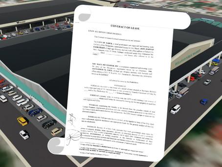 Councilor Wacnang asks for final copy of contract of lease between Tabuk LGU and XRC Developer