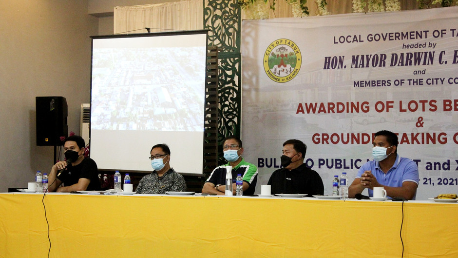 Vice-Mayor Dao-as questions Mayor Estrañero's intent to demolish Public Market for XRC mall