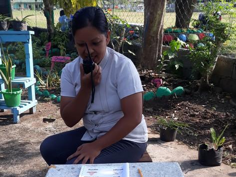 Developing Phonemic Awareness of Kindergartners through Two-Way Handheld Radios