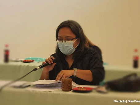 'I did not sign the ratification of XRC Contract of Lease' – Councilor Wacnang