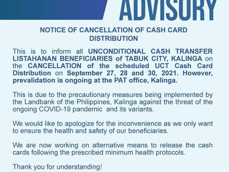 Cash card distribution in Tabuk suspended due to bank lockdown
