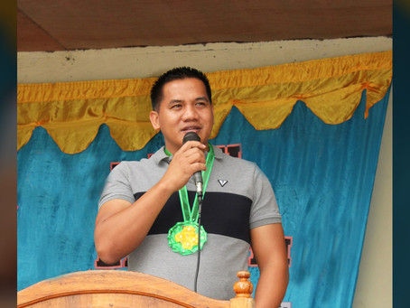 """""""Scholars of Tabuk LGU won't be removed even the Mayor is changed""""-VM Dao-as"""