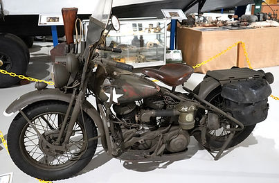 motorcycle world war 2 army usa