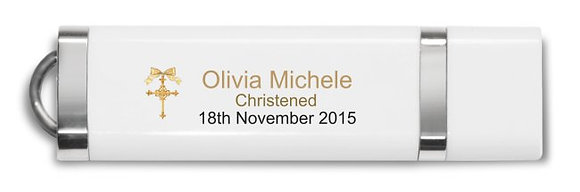 USB Christening 4GB