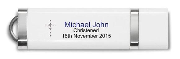 USB Christening 4GB