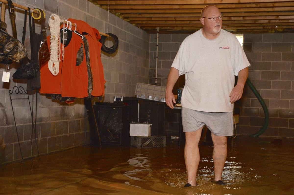 Flooded Apartment Cleanup Eau Claire, Fl