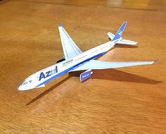 Os moderos de avião de papel.