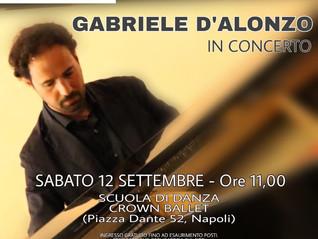 Piano City Napoli 2020 / Gabriele D'Alonzo 12.09.2020