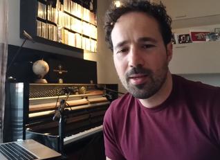 """""""Pianisti in Quarantena"""" Sabato 21 e Domenica 22 Marzo 2020"""
