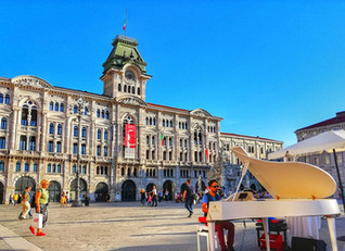 Piano City Trieste 2019 / 13.09 - 15.09