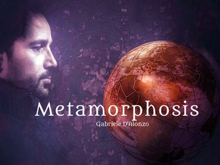"""METAMORPHOSIS"" will be released on 15.03.19 by RNC MUSIC"