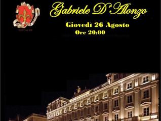 LIVE 26.08.2021 ore 20.00 @ Caffè degli Specchi - Piazza Unità d'Italia - Trieste - Italy